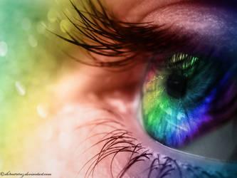 Rainbow Dreams by LT-Arts