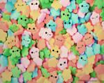 Little Sweeties: Wallpaper