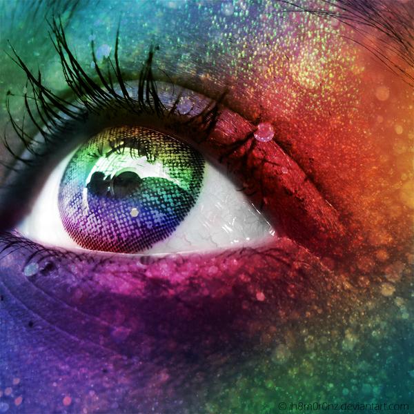 Rainbow Craze by LT-Arts
