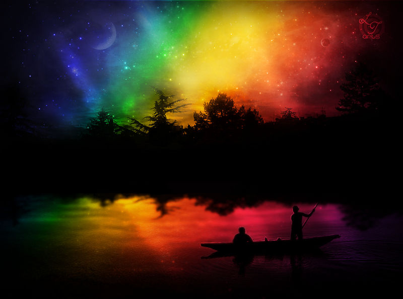 .:Rainbow Wonderland:. by LT-Arts