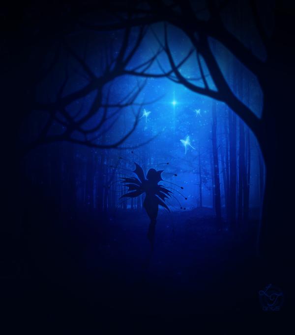 Winter Fairy by LT-Arts