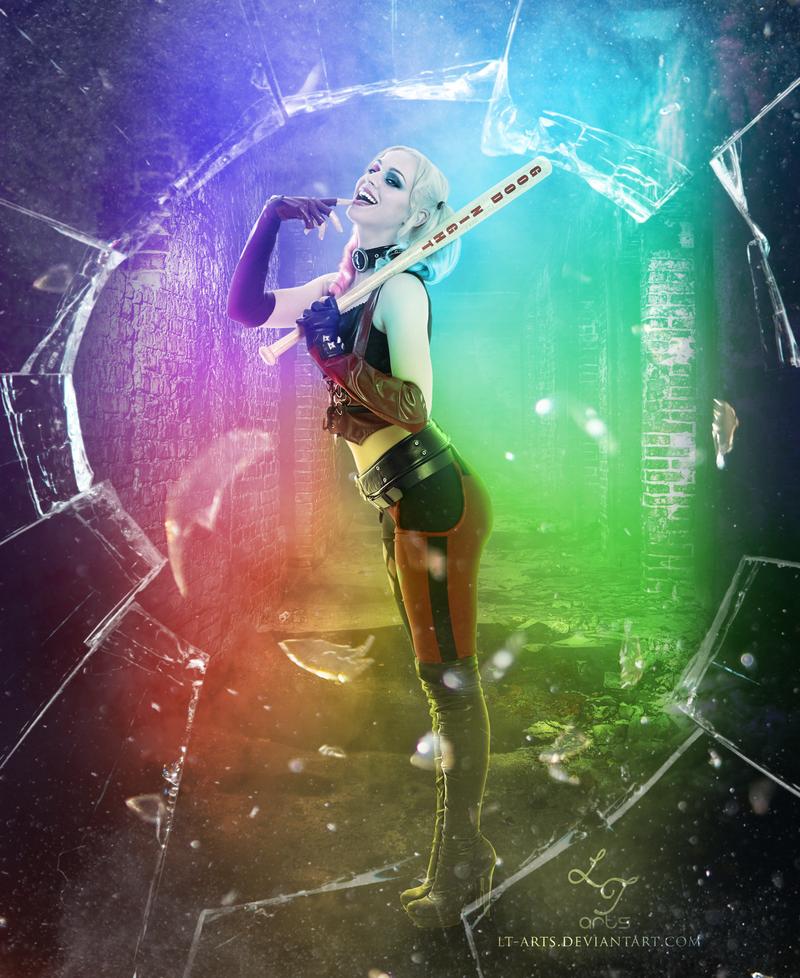 Harley Quinn by LT-Arts