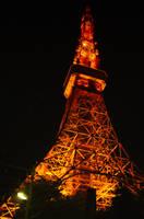 Tokyo Tower I by jfreak86