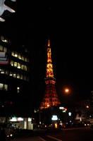 Tokyo Tower II by jfreak86
