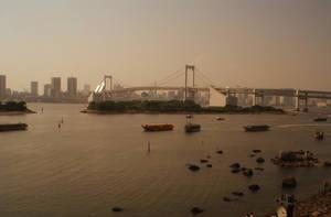 Tokyo Bay I by jfreak86