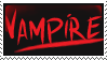 Vampire stamp by invader-zim-14