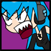 angry bekka icon by invader-zim-14