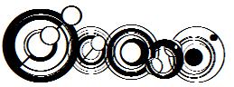 The Killgrim's name in Gallifreyan by SFComics