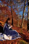 Autumn glory by LunasCrafts