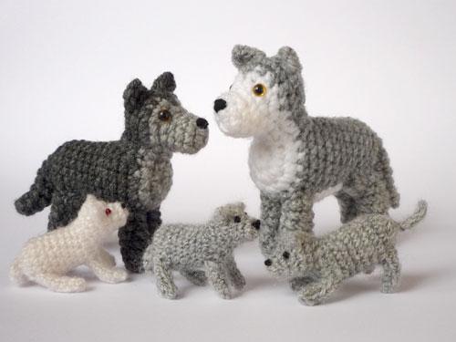 Chief, crochet wolf pattern | Son's Popkes | 375x500