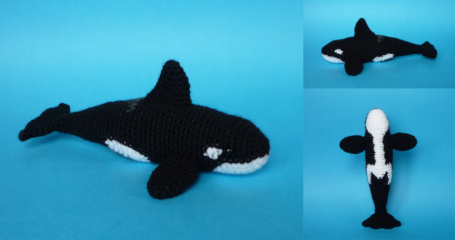 Orca by LunasCrafts on DeviantArt