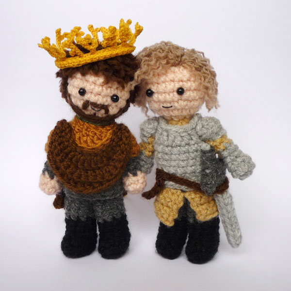 Renly and Loras by LunasCrafts on DeviantArt