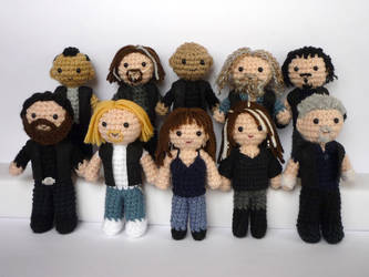 Sons of Anarchy by LunasCrafts