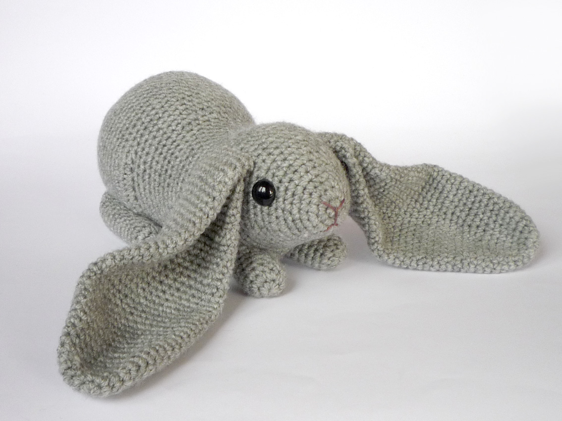 English lop rabbit by LunasCrafts