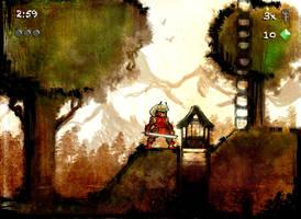 Kid Chameleon HD: Samurai by modusprodukt