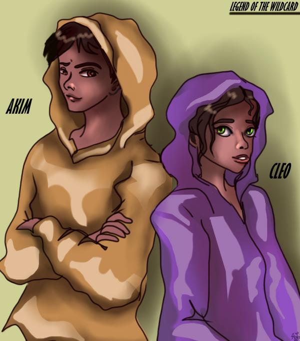 Hoodie Friends by AndreeaLupsaNL
