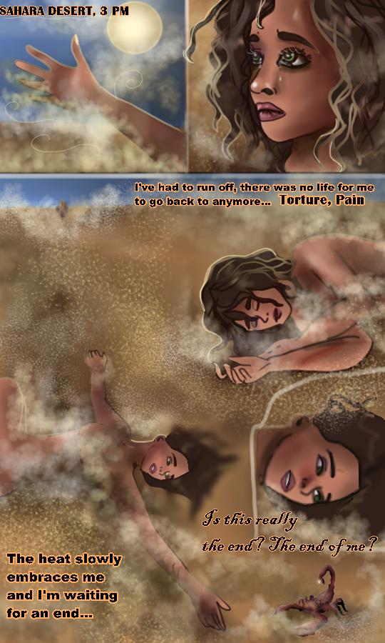 Desert Delirium by AndreeaLupsaNL
