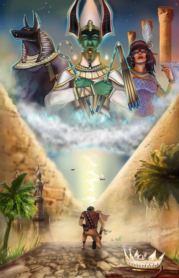 Dead Kings and Living Gods