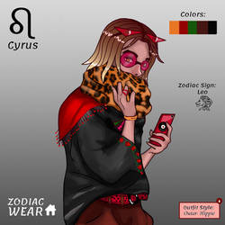 Cyrus - Outer Hippie