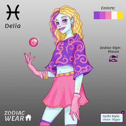 Delia - Outer Hippie