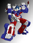 Ultra Magnus Colored