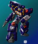 SOTP2 Soundwave Robot Colors