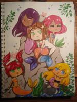 Mermaid Chronicles  by DocPotato
