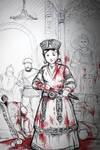 Iouliana the Wicked - AD 1182 Byzantine Empire