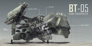 Bomb Transporter by minifong