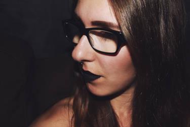 all black everything by SarahSahne