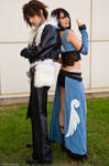 Rinoa and Squall by Eyes-0n-Me
