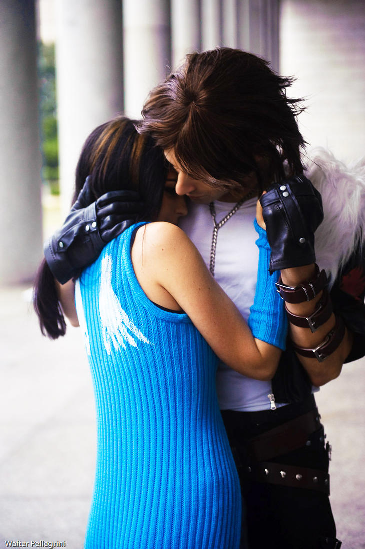 Squall And Rinoa Cosplay Rinoa And Squall Cosplay by