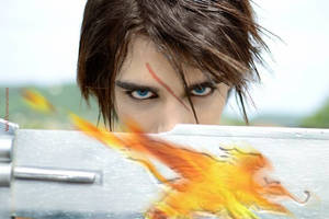 Squall Cosplay