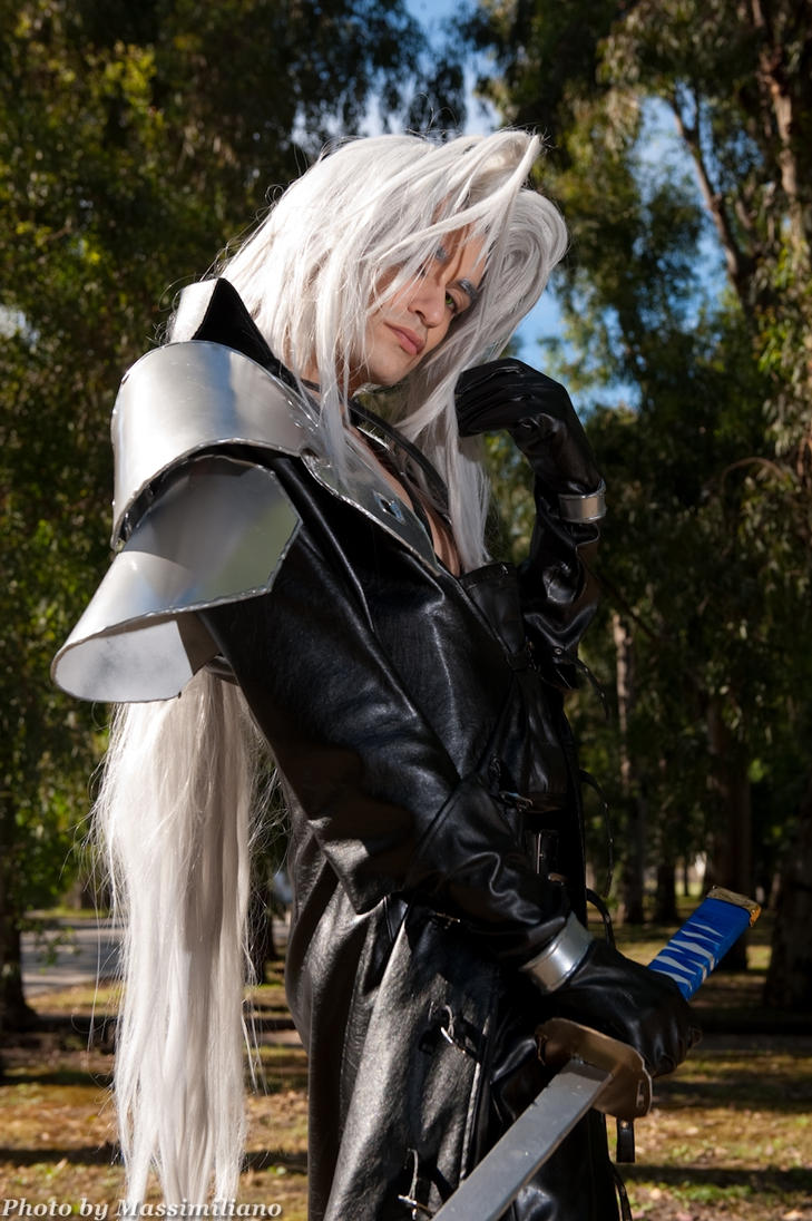 Final Fantasy Sephiroth Cosplay Sephiroth Cosplay by E...