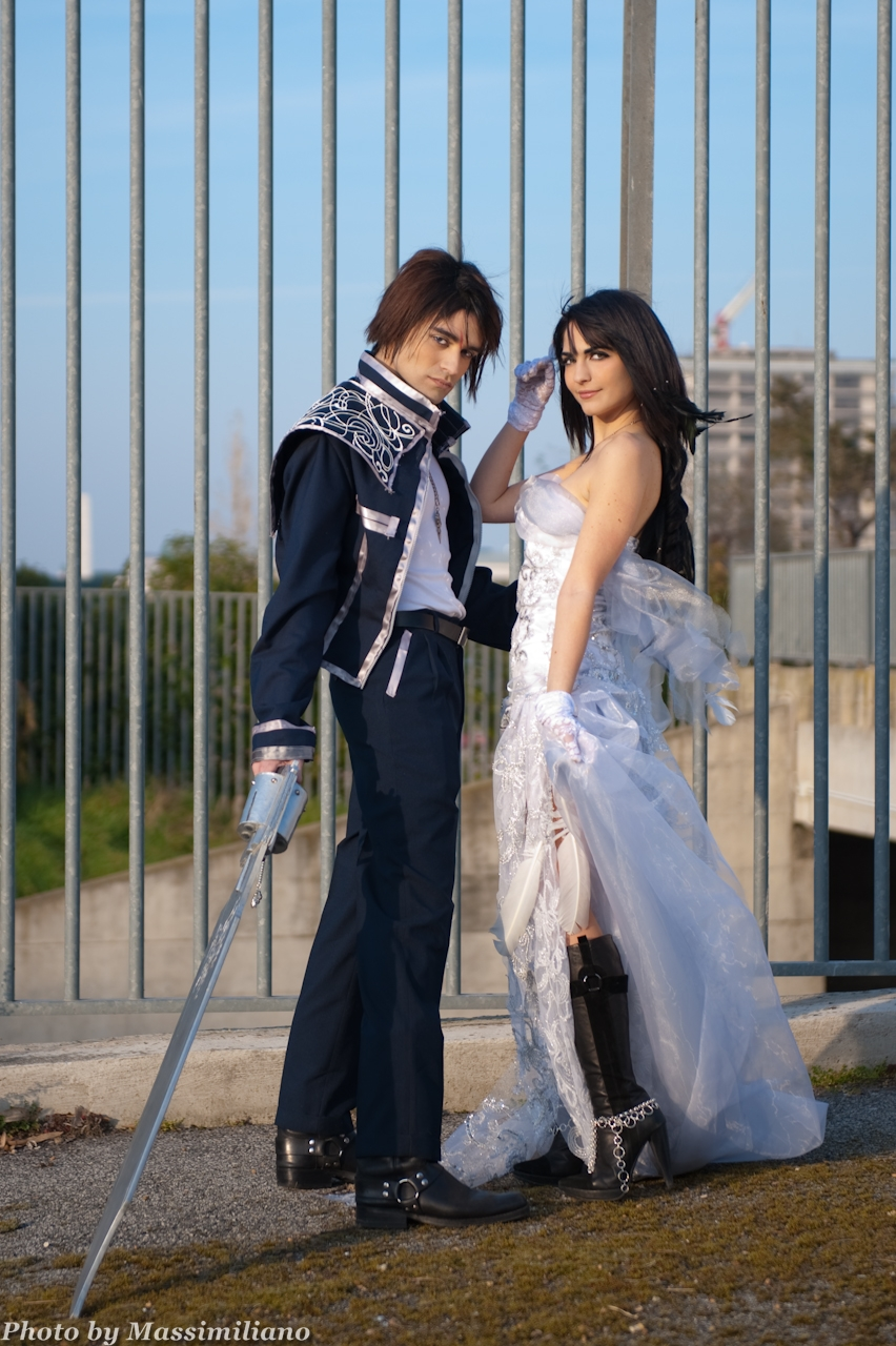 Squall And Rinoa Dance Squall And Rinoa by