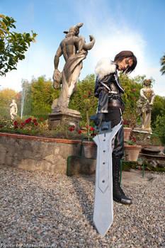 Squall Stoic Mercenary