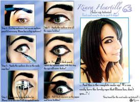 Rinoa Heartilly Make-up Tutorial