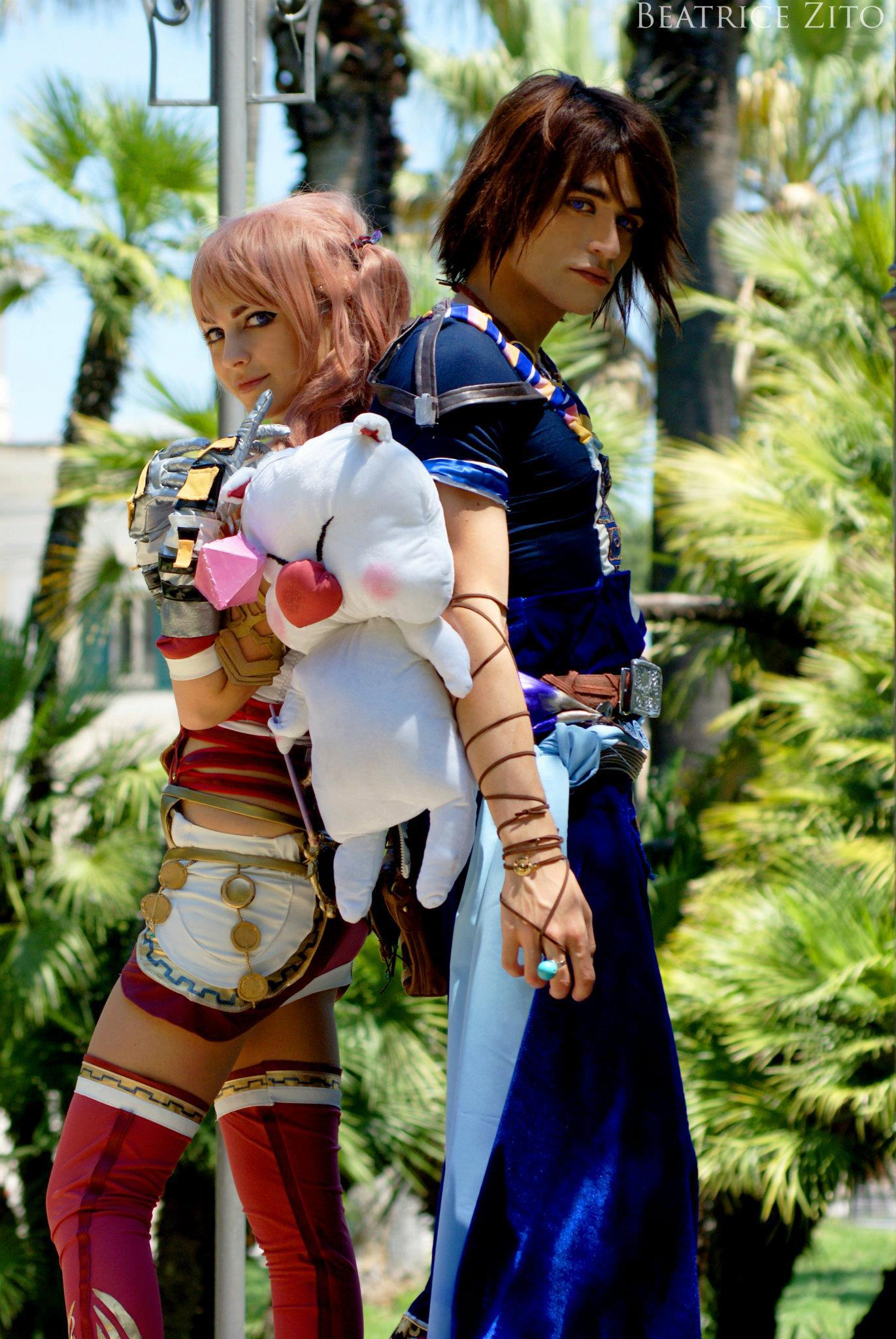 Final Fantasy XIII-2 by Eyes-0n-Me