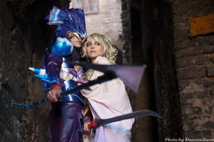 Kain and Terra by Eyes-0n-Me