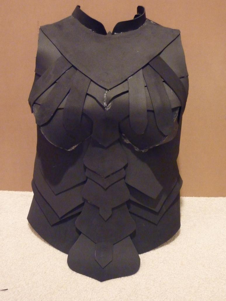 Foam Nightingale Armor- Front by Eldunayri