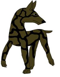 Canis Panthera by Gingacreator