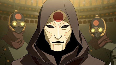 Amon and his Equalists by Gingacreator