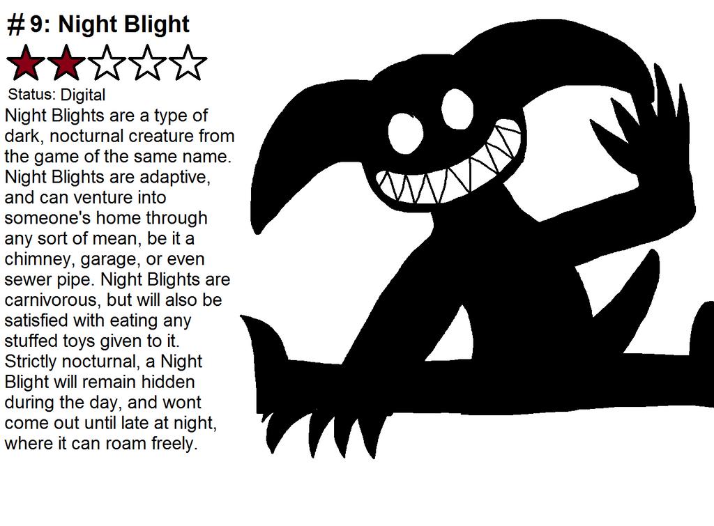 Beasts of burden 9 night blight by gingacreator on deviantart