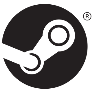 Share Steam Logo by Gingacreator
