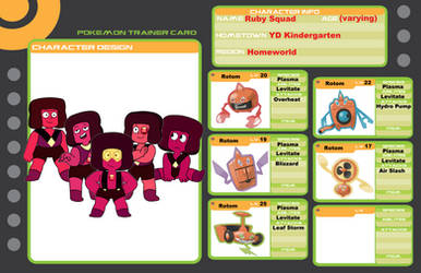 SU Trainers: Ruby Squad