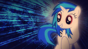 Vinyl scratch cool as ever
