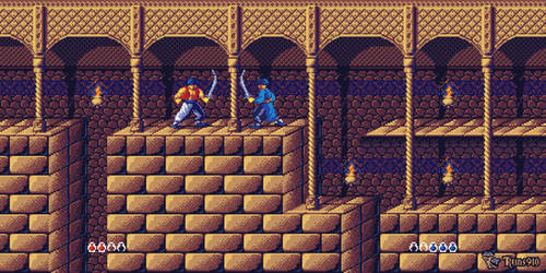 Prince of Persia Tribute