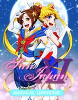 San Japan XI Magical Universe by GrayDustOA