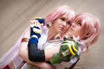 FFXIII - Lightning and Serah