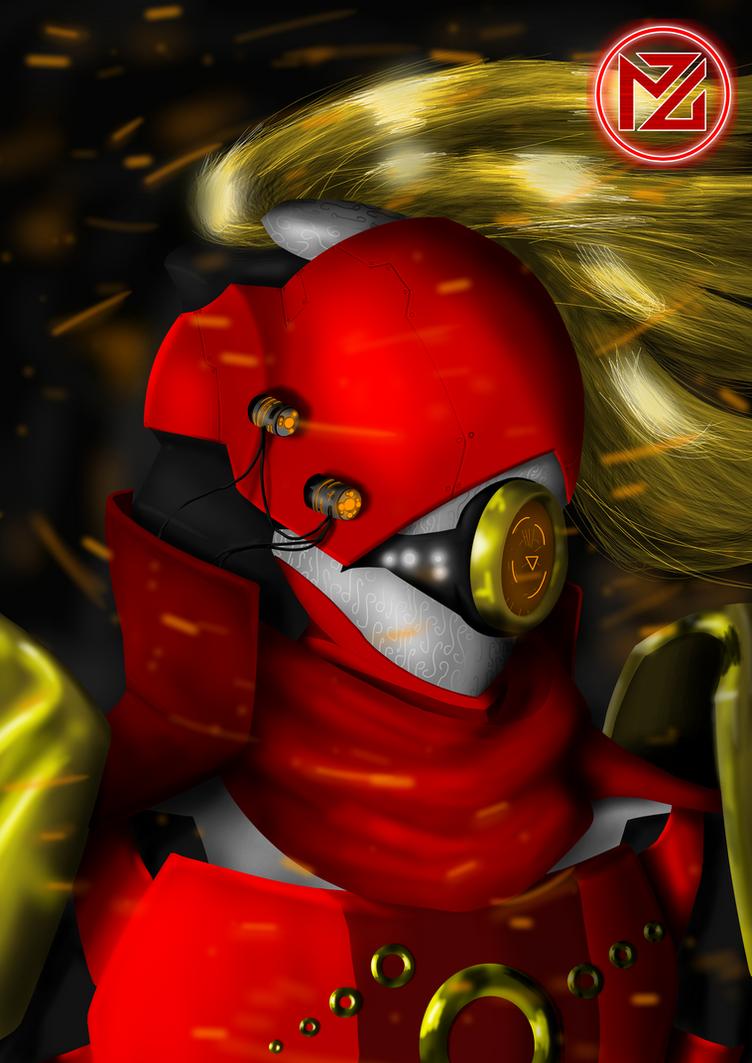 Destiny 'Imperial X-Sight' titan helmet concept by MaytexisZock